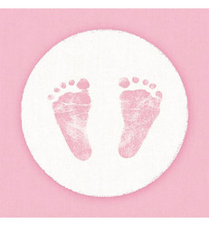 Servetti Baby Steps, Girl, 20 kpl