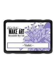 Wendy Vecchi MAKE ART Blendable Dye Ink -mustetyyny, sävy Violet