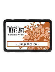 Wendy Vecchi MAKE ART Blendable Dye Ink -mustetyyny, sävy Orange Blossom