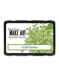 Wendy Vecchi MAKE ART Blendable Dye Ink -mustetyyny, sävy Leaf Green