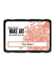 Wendy Vecchi MAKE ART Blendable Dye Ink -mustetyyny, sävy Tea Rose