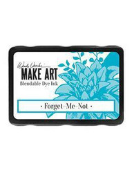 Wendy Vecchi MAKE ART Blendable Dye Ink -mustetyyny, sävy Forget Me Not