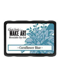 Wendy Vecchi MAKE ART Blendable Dye Ink -mustetyyny, sävy Cornflower Blue