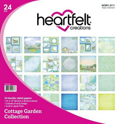 Heartfelt Creations Paperipakkaus Cottage Garden