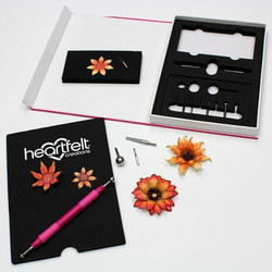 Heartfelt Creations Deluxe Flower Shaping Kit, muotoilusetti