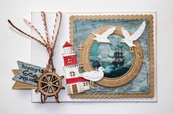 Joy! Crafts stanssi Lighthouse
