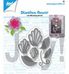 Joy! Crafts stanssisetti Dianthus Flower