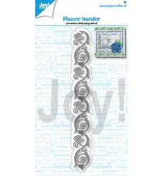 Joy! Crafts stanssi Flower Border