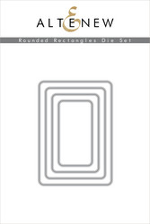 Altenew stanssisetti Rounded Rectangles