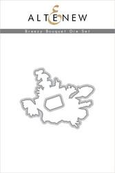 Altenew Breezy Bouquet -stanssisetti