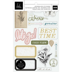 Heidi Swapp Storyline Chapters Mini -tarrakirja The Journaler