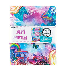 Studio Light Ringbinder Art Journal By Marlene 5.0