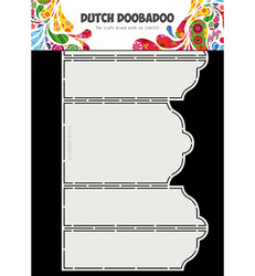Dutch Doobadoo Card Art Bridgefold -sapluuna