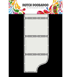 Dutch Doobadoo Card Art File Folder -sapluuna