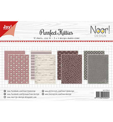Joy! crafts NoorDesign paperipakkaus Purrfect Kitties