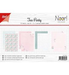 Joy! crafts NoorDesign paperipakkaus Tea Party