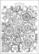Stamperia Sea World Mechanisms -muotti (tekstuurilevy)
