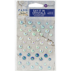 Prima Capri Say It In Crystals -koristeet