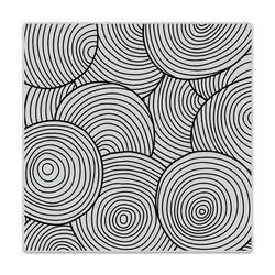 Hero Arts leimasin Circle Pattern Bold Prints