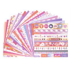 Craft Smart paperipakkaus Fabulousness, 12