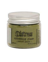 Tim Holtz Distress Embossing Glaze -jauhe, sävy Peeled Paint