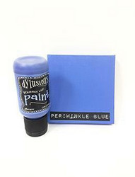 Dylusions Flip Cap -akryylimaali, sävy Periwinkle Blue