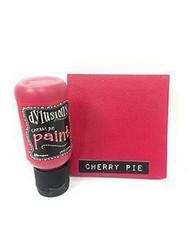 Dylusions Flip Cap -akryylimaali, sävy Cherry Pie