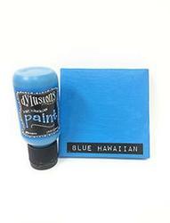 Dylusions Flip Cap -akryylimaali, sävy Blue Hawaiian