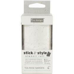 Prima Redesign Stick & Style sapluunarulla Tea Rose Garden