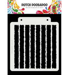 Dutch Doobadoo Grunge Strip -sapluuna