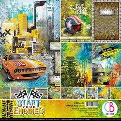 Ciao Bella paperipakkaus Start Your Engines, 12