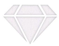 Aladine Izink Diamond -glittermaali, sävy Pearly