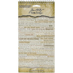 Tim Holtz Idea-ology Clippings -tarrat