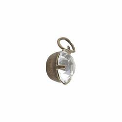 Tim Holtz Idea-Ology Metal Adornments, Antiqued Gems
