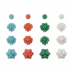 Tim Holtz Idea-Ology Heirloom Florals