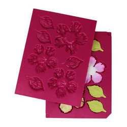 Heartfelt Creations 3D Large Wild Rose -muotit