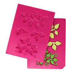 Heartfelt Creations Leafy Accents -muotit