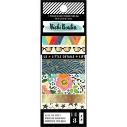Vicki Boutin Washi -teipit Let's Wander