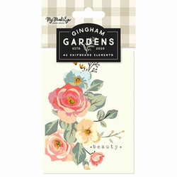 My Mind's Eye Gingham Gardens Journal Cards 3