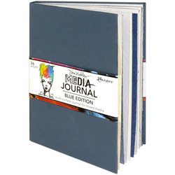 Dina Wakley Media Journal 8