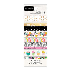 American Crafts Washi -teipit Jen Hadfield Hey, Hello