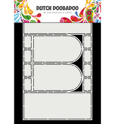 Dutch Doobadoo Card Art Window -sapluuna