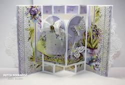 Dutch Doobadoo Card Art Window -sapluuna