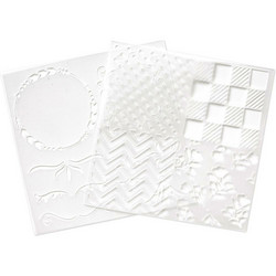 We R Memory Keepers Foil Quill Freestyle -sapluunasetti Accents and Patterns