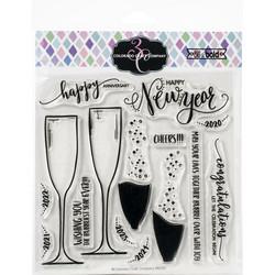 Colorado Craft Company leimasinsetti Champagne Celebrations