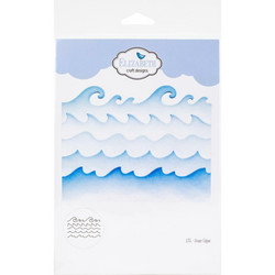 Elizabeth Craft Designs stanssisetti Ocean Edges