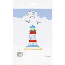 Elizabeth Craft Designs stanssisetti Lighthouse