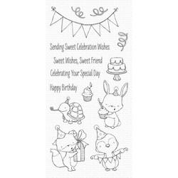 My Favorite Things leimasinsetti Sending Sweet Celebration Wishes