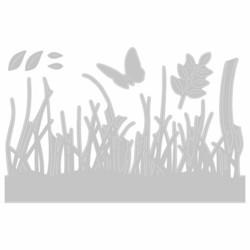 Sizzix Thinlits stanssisetti Springtime Borders