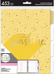 Mambi Classic Planner laajennuspakkaus Sunshine